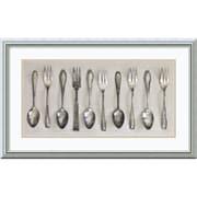 """Amanti Art Assaf Frank """"Antique Collection II"""" Framed Print Art, 19"""" x 31"""""""