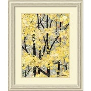 "Amanti Art H. Alves ""Early Spring II"" Framed Print Art, 34.38"" x 28.38"""