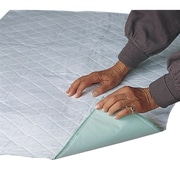 "S&S® Quilted White Underpad, 29"" X 35"""