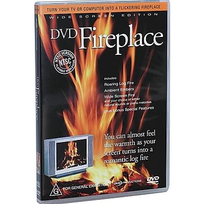 S&S® Fireplace DVD