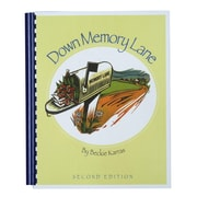 Eldersong® 2nd Edition Down Memory Lane Book