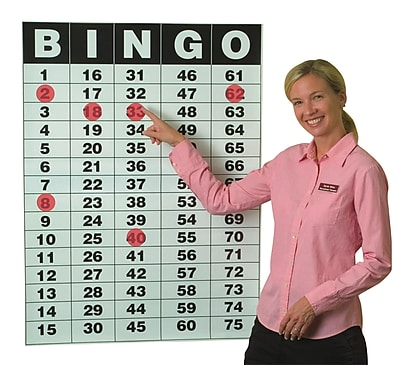 S&S® Bingo Calling Board