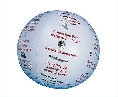 S&S® Toss 'n Talk-About® Music Ball