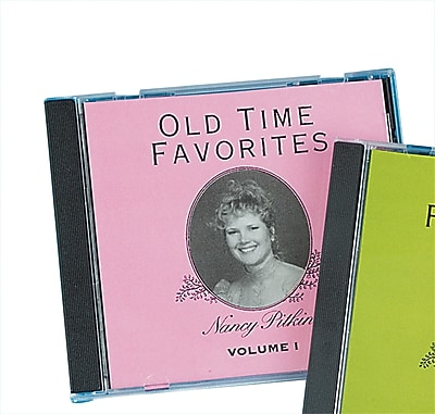 S&S® Old Time Favorites Sing-Along Vol. 1 CD