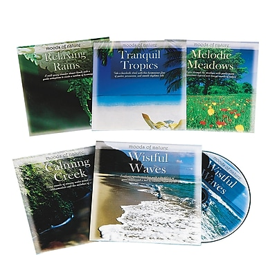 S&S® Moods of Nature CD Set