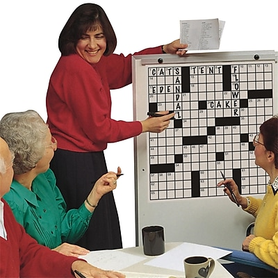 S&S® Set 3 Puzzles, Giant Crossword