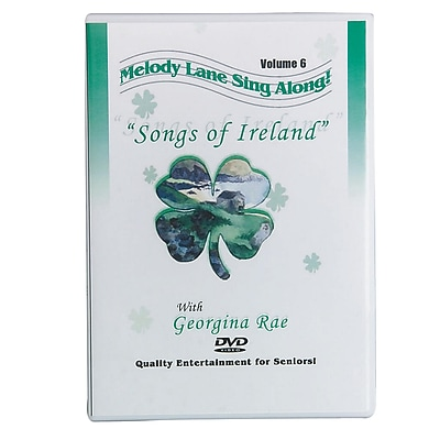 S&S® Songs of Ireland Sing-Along DVD