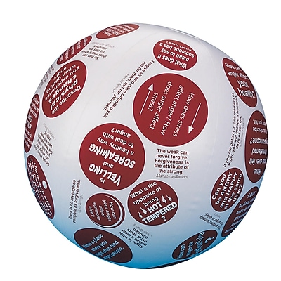 S&S® Toss 'n Talk-About® Anger Management Ball