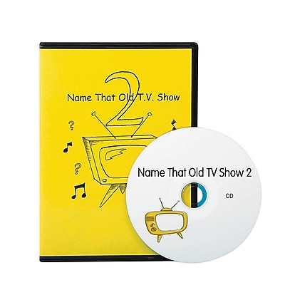 Bethany Name That Old TV Show CD 2