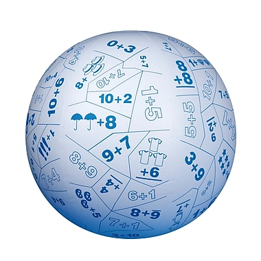 S&S® Toss 'n Talk-About® Addition Ball