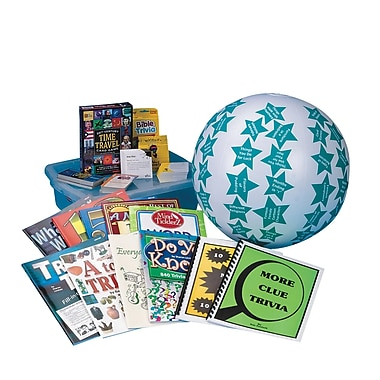 S&S® Trivia Fun Activity Tub Easy Pack