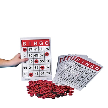 S&S® Magnetic Bingo Game