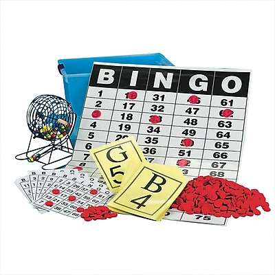 S&S® Complete Bingo Easy Pack (18095)