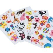 S&S AC820 3D Multicolor Foam Sticker, 312/Pack