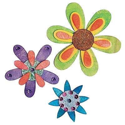 Craft Express Spoonflower Bling Craft Kit, 48/Pack