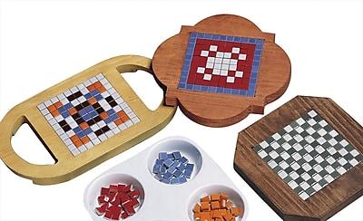 S&S® Allen Diagnostic Module Tile Trivets, 6/Pack