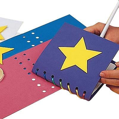 Educraft® Super Foam Memory Book Craft Kit, 24/Pack