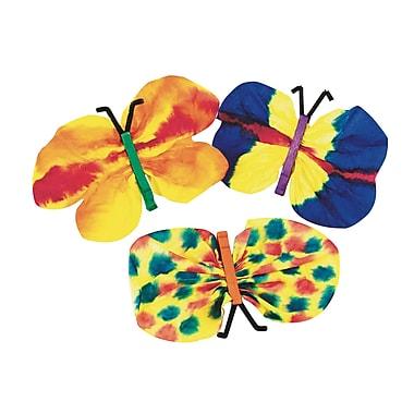 Educraft® Scholastic Watercolor Butterflies Craft Kit , 30/Pack