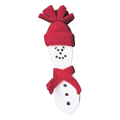 Geeperz Snowman Pins Craft Kit, 24/Pack 13121