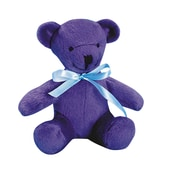 Geeperz™ Stuffable Bears Craft Kit, 12/Pack