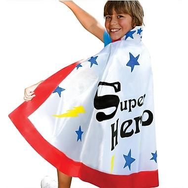Color-Me™ Super Hero Cape Craft Kit, 12/Pack