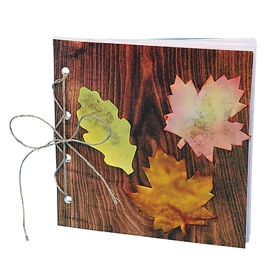 S&S® Nature Journal Craft Kit, 12/Pack