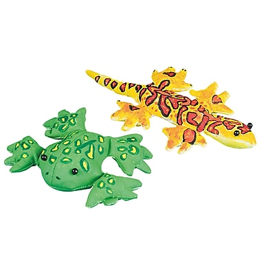 Geeperz™ Color-Me™ Sand Animals Craft Kit, 12/Pack