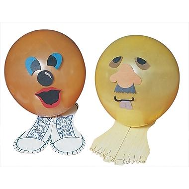 Geeperz™ Balloon Buddies Craft Kit, 120/Pack