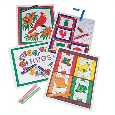 Geeperz HC1 Multicolor Posters Craft Kit, 14