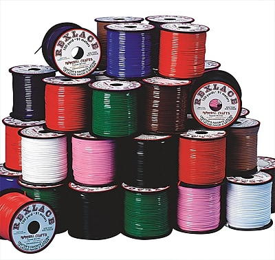 ReXlace® Assorted ReXlace Lacing, 50/Pack