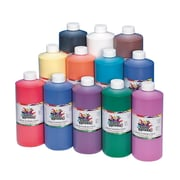 Color Splash® 32 oz. Liquid Tempera Paint, Assorted Colors