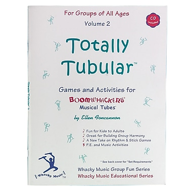 S&S® Totally Tubular™ Book and CD Set