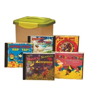 S&S® Fitness Fun With Manipulative CD Set