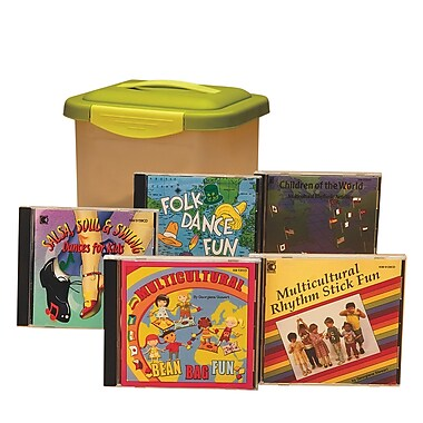 S&S® Multicultural Music and Activities CD Set