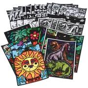 S&S® Velvet Art Posters, 30/Pack
