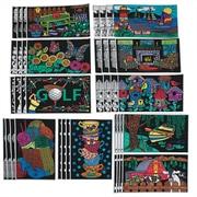 S&S® Velvet Art Landscapes, 50/Pack
