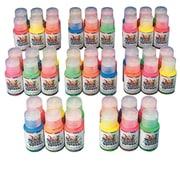 Color Splash® 1 oz. Fluorescent Acrylic Paint Pass Around Pack
