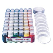 Color Splash® 3/4 oz. Liquid Tempera Paint Pass Around Pack