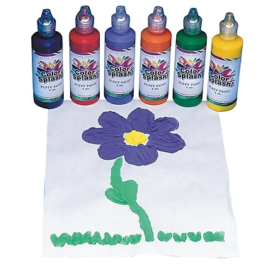 Color Splash® 4 oz. Puffy Paint