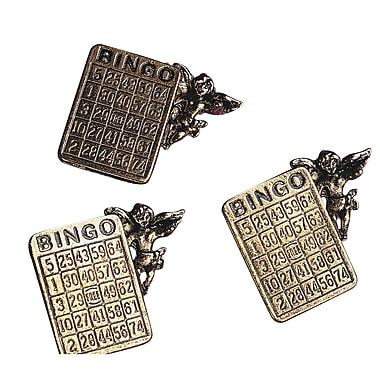 S&S® Bingo Angel Pin Game, 12/Pack