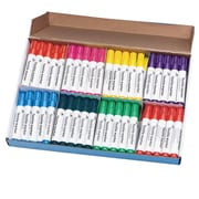 Color Splash Bold Point Permanent Marker, Assorted, 80/Pack