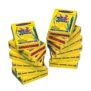 Color Splash® Crayons, 24/BoX