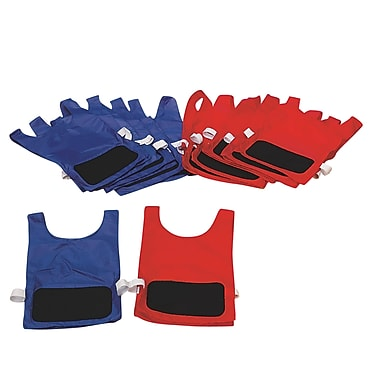 S&S® Tag Adult Vest, 12/Pack