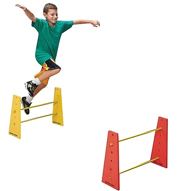 S&S® Adjustable Height Hurdles Set