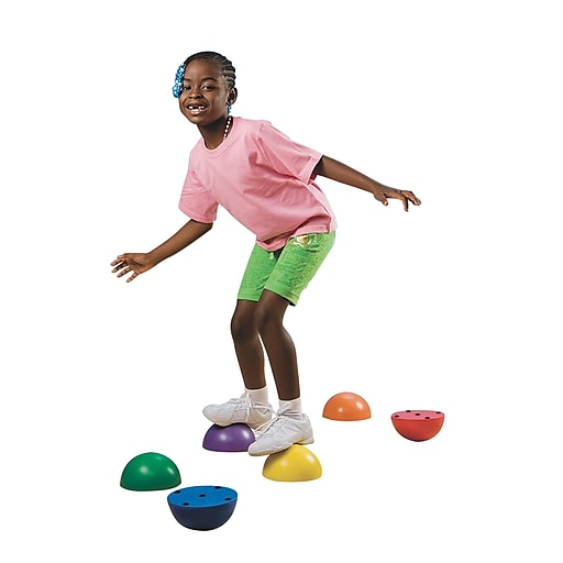 S&S® Plastic Stepping Stones, 6/Pack