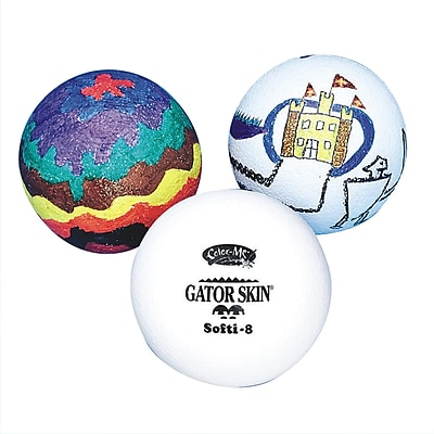Gator Skin® Color-Me™ Special Ball, 8