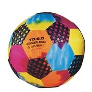 """Saturnian™ Tie-Dye Gripper Soccer Ball, 8""""(Dia.)"""