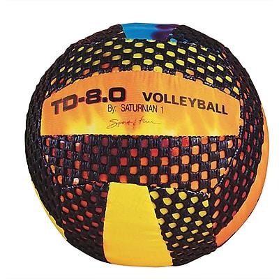 Saturnian™ Tie-Dye Gripper Volleyball, 8