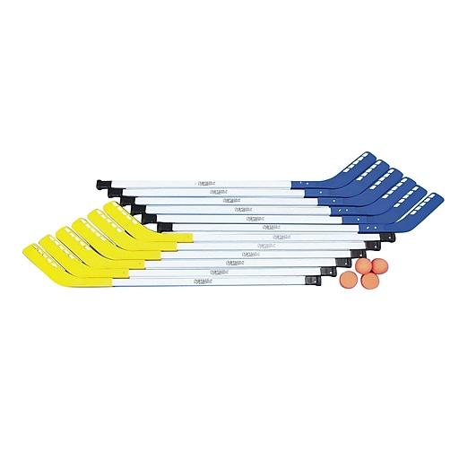 "Spectrum™ 43"" Middle School Tough Floor Hockey Set"