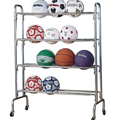 S&S® Ball Rack For 16 Balls, 50